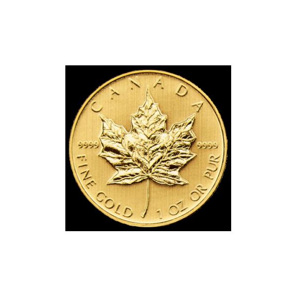 Maple Leaf 1/1 Oz