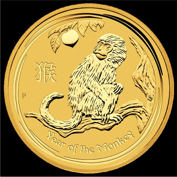 Lunární série II. Opice