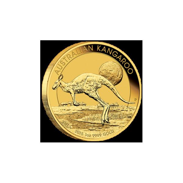 Australian Kangaroo 1/1 Oz