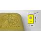 Zlatý slitek Argor Heraeus 1000g