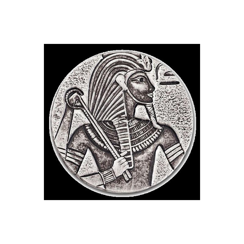 Investiční mince King Tut 5 Oz 2016