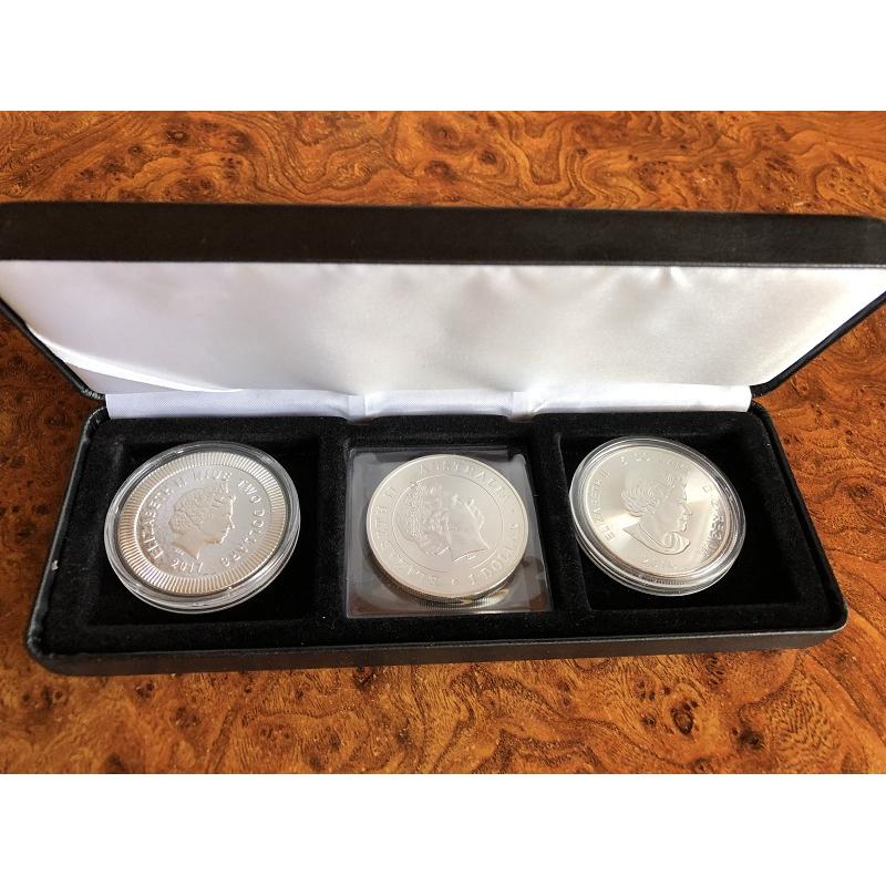 Krabička na 5 ks. mincí