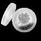 Kapsle na mince kulatá