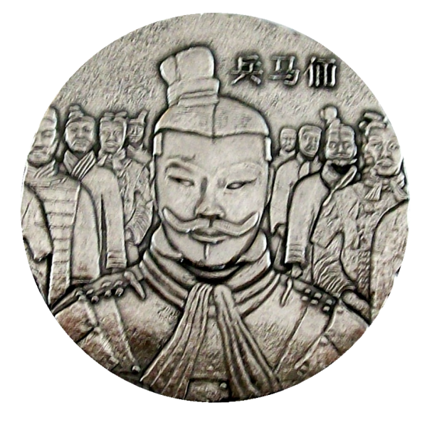 Terracotta Army 5 oz