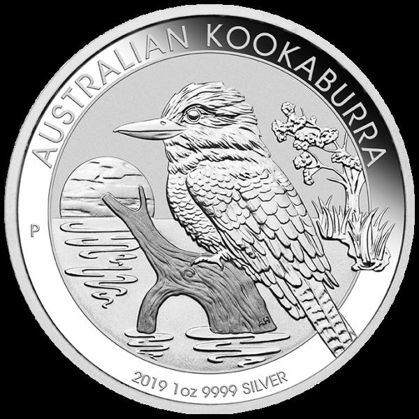1oz. Ledňáček - kookaburra