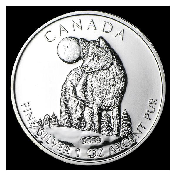 1oz. vlk - Canada 2011