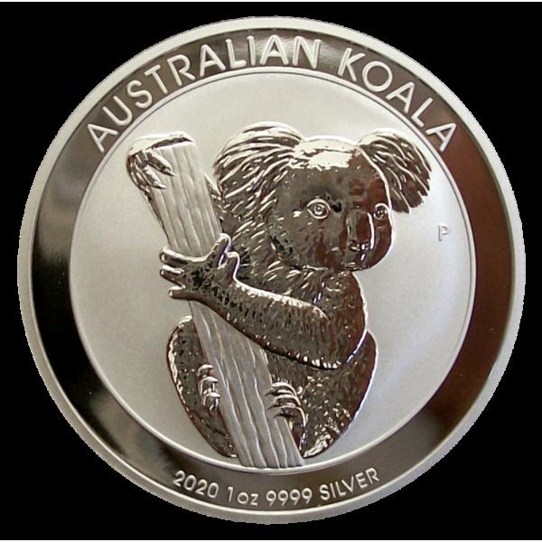 1oz. Koala austrálie