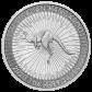 Kangaroo Klokan 1 Oz investiční